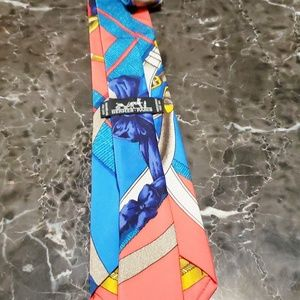 Hermes Accessories - Hermes authentic tie bright beautiful colors